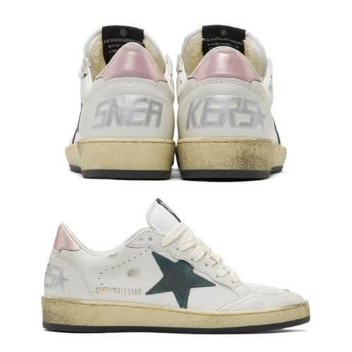 GOLDEN GOOSE Superstar Sneakers on SSENSE
